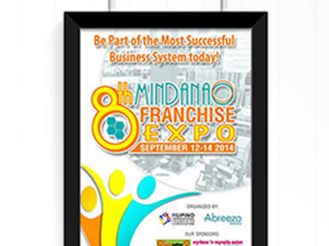 8th Mindanao Franchise Expo 2014
