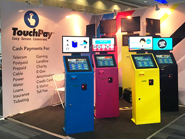 TouchPay APMs in CMYK