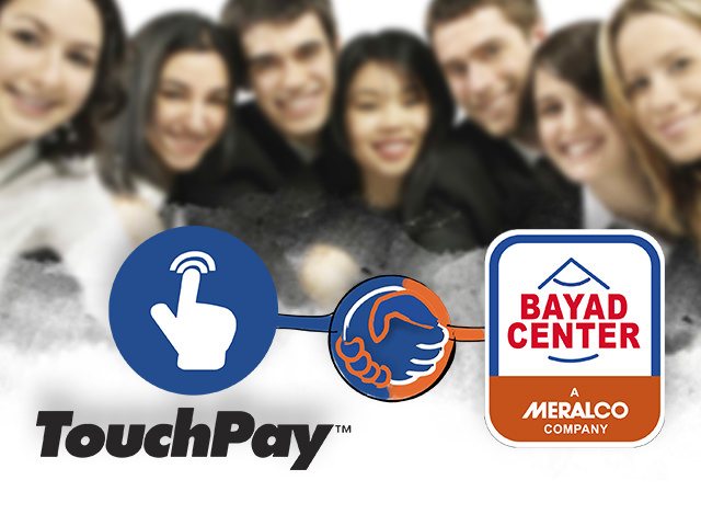 TouchPay & Bayad Center signs as Corporate Partner